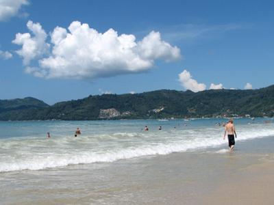 Patong Beach View