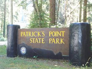 Patrick's Point State Park