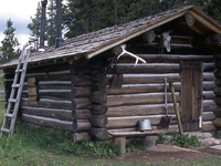 Pelican Springs Cabin