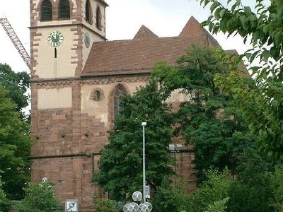 Pforzheim Church