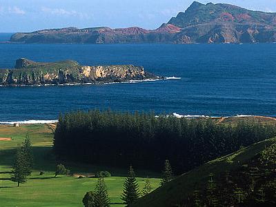 Philip Island - Norfolk Island