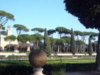 Villa Borghese Gardens