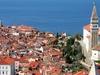Piran Village By Adriatic Sea