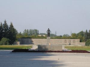 Piskaryovskoye Memorial Cemetery