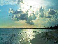 Playa en Tortuga
