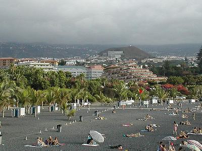 Playa Jardin
