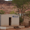 Post Office In Monument Valley