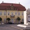 Pósa House And The Millenial Memorial, Veszprém