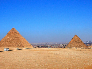 Shore Excursions From Port Said To Giza Pyramids Photos
