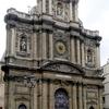 Facade Of Saint-Paul-Saint-Louis