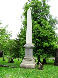 Parson Brownlow Obelisk