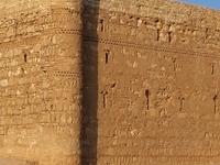 Desert castle