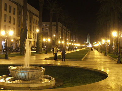 Rabat Downtown