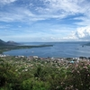 Rabaul From Vulcanology Observatory - Papua New Guinea
