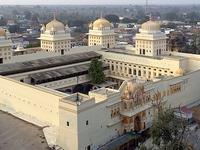 Ram Raja Palace Temple