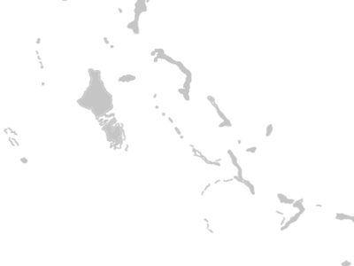 Regional Map Of Bahamas