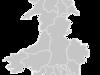 Regional Map Of Wales