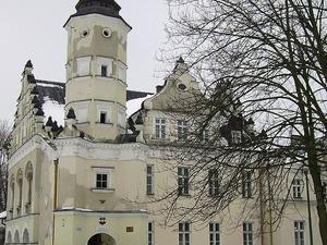 Renaissance palace of Grudziński's Family