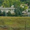 Residences Overlooking Fish Creek Park