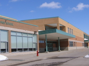Richmond Hill High School