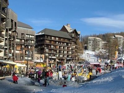 Risoul Main Ski Station And Winter Park