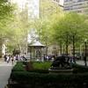 A Springtime At Rittenhouse Square