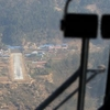 Twin Otter Approaching The Airport