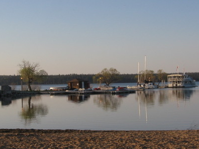Clear Lake Main Beach