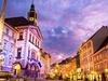 Roba's Fountain - Ljubljana City Center
