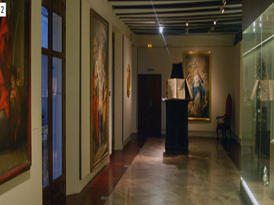 Room In The Diocesan Museum Of Religious Art In Orihuela (Alican