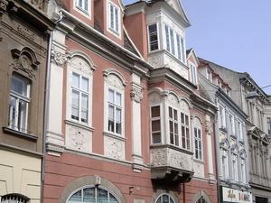 Rosalie House