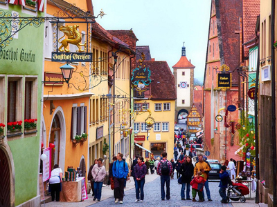 Rothenburg - Germany
