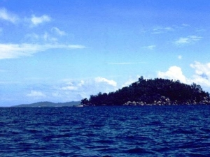 Round Island - Praslin