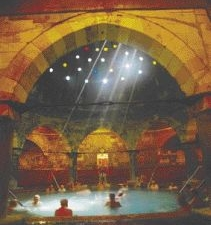 Rudas Medicinal Spa and Swimming Pool