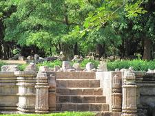 Ruins At Konark Temple