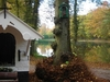 Small Chapel In The Sonian Forest