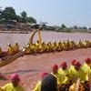 Regatta On Nan River