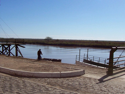 View Of Rio Baradero