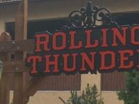 Rolling Thunder Roller Coaster