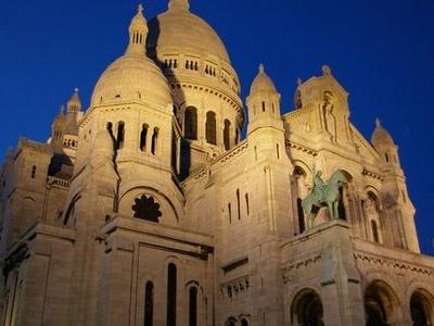 Sacre  Coeur  Montmartre