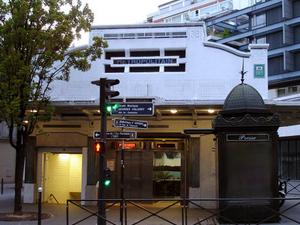 Saint-Fargeau Station