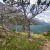 Saint Mary Lake Trail - Glacier - Montana - USA