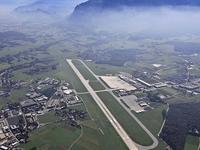 Salzburg W.A. Mozart Airport