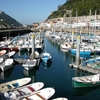 San Sebastián Harbor - Spain