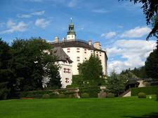 Schloss Ambras Close View