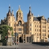 Schwerin Castle , Mecklenburg-Vorpommern