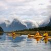 Sea Kayaks @ Milford Sound - Southland NZ
