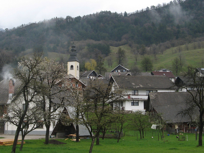 Selo Pri Zirovnici
