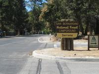 San Bernardino Serrano Campground