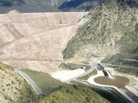 Seven Oaks Dam